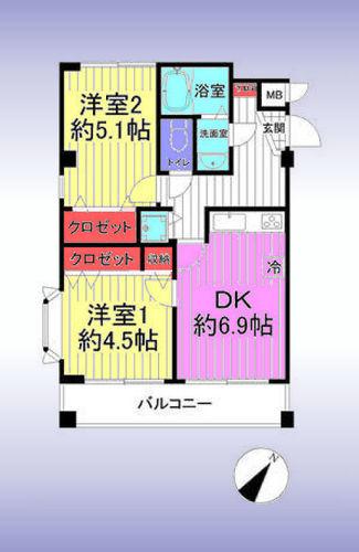 埼玉県さいたま市中央区上峰三丁目10-14の物件の物件画像