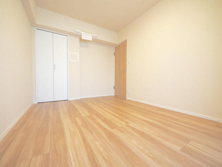 各部屋充実の収納