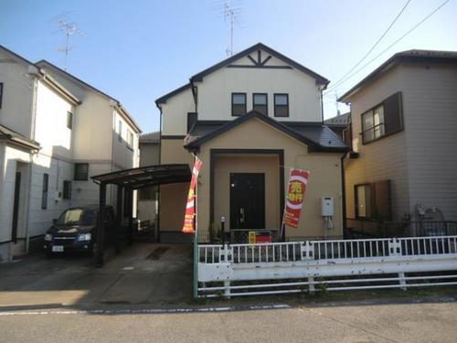 松伏町田中2丁目 中古住宅の物件画像