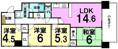 ファミールハイツ堺II番館の画像