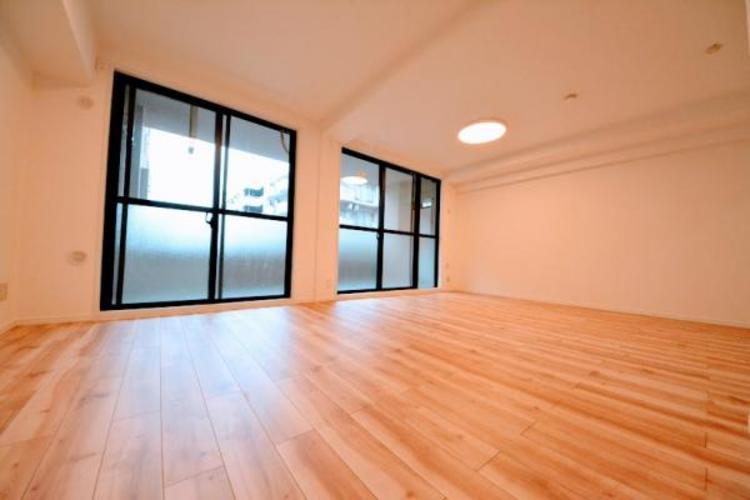 各居室に収納付きでお部屋を広々お使いいただけます