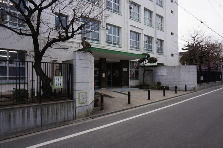 大阪市立桑津小学校 徒歩 約10分(約800m)
