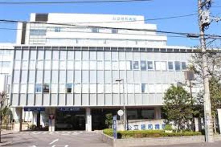 公立昭和病院まで1491m