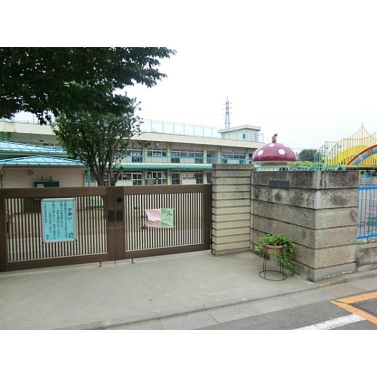 大泉学園幼稚園(約1180m)