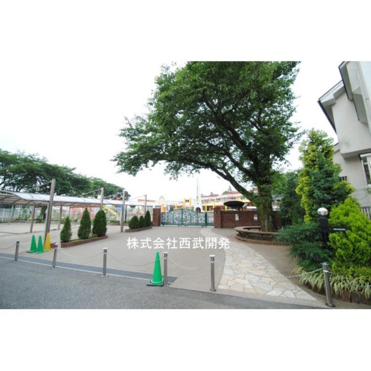 麻の実幼稚園(約1060m)