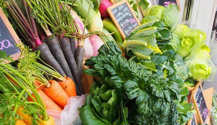 地元横濱の新鮮野菜の販売です。
