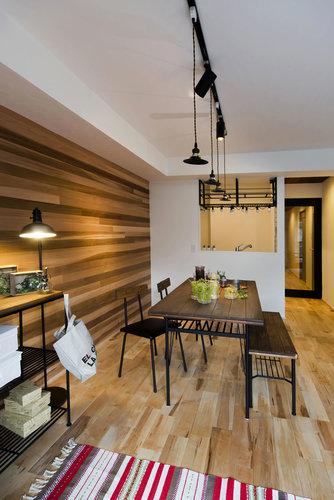 【イメージ画像】 新築や建売ではかなわない、自分だけの空間を『中古購入+リノベーション』で、低価格で手に入れることが出来ます